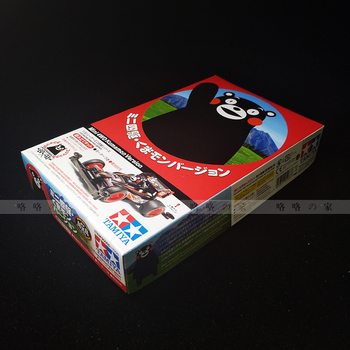 DIY TAMIYA 4WD Model de Masina KUMAMON 95068