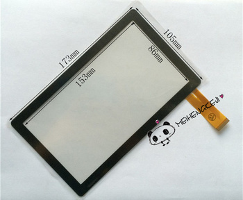 Noi de 7 inch Touch Screen Digitizer Sticla Pentru YeahPad A13 tablet PC-transport Gratuit
